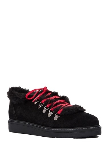 Nine West Spor Ayakkabı Siyah